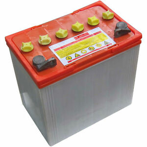 Replacement Battery For 3300 Lb Electric Pallet Jack Trucks Lot Of 1
