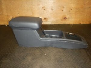 Jeep Grand Cherokee Zj 93 98 Grey Agate Center Console Arm Rest Floor Free Ship