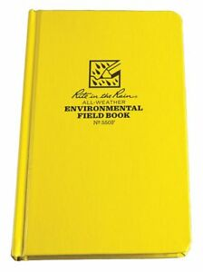 Rite In The Rain Field Book Environmental Pattern 550f 1 Each