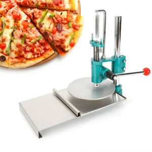 7 8 Inch Manual Pizza Pastry Press Machine Puff Pastry Dough Pasta Maker