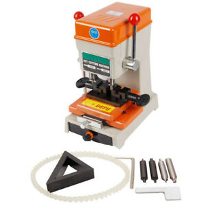 Laser Copy Duplicating Machine With Full Set Cutters F Locksmith Tools 110v
