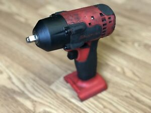 Snap On 3 8 Drive 18v Cordless Impact Ct8810a Red tool Only