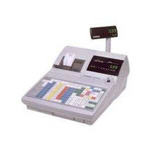 Casio Tk 6000 Electronic Cash Register