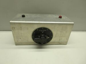 General Radio vintage Type 940 f Decade Inductor 10 Mh Per Step 1 A Max