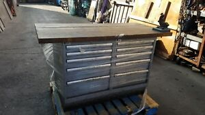 Lista Tool Cabinet Work Bench 10 Drawer