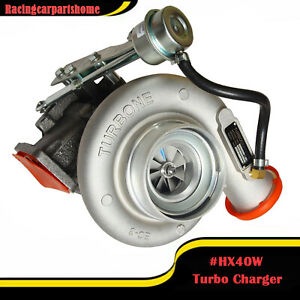 Hx40w Turbo Charger Drag Diesel For Holset T3 Flange Dodge Ram Cummins