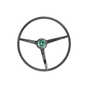 1965 1966 Mustang 3 Spoke Steering Wheel For Cars With Alternator 44 38397 1