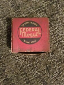 Antique Federal Mogul 1905 Cp 10 Engine Bearing Box Only