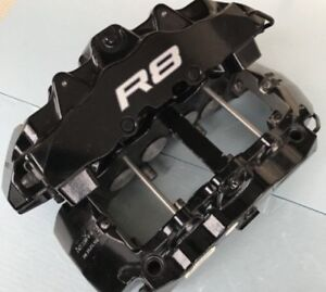 Audi R8 Brembo 8 Pot Calipers