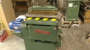 Brookman Dovetail Machine