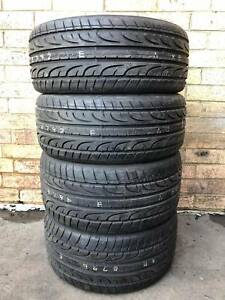 245 40 19 275 35 19 Staggerred Dunlop Sp Sport Set Of 4 New Tyres