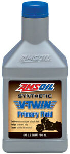 Amsoil Synthetic V twin Primary Clutch Fluid Motorcycle Harley Davidson