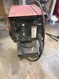 Snap On Fm140a Mig Welder 120v Spot And Stick Weld