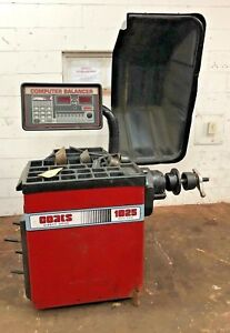 Coats 1025s Solid State Wheel Tire Balancer Machine 209