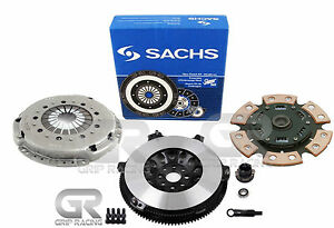 Sachs Stage 3 Hd Clutch Kit 14lbs Lightweight Flywheel For 01 06 Bmw M3 E46