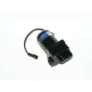 Meziere Wp136s Remote Mount Inline Electric Water Pump Black 20 Gpm