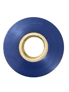 Bybon Vinyl Electrical Tape blue 3 4 In X 60 Ft Ul listed 10 roll