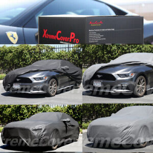 2015 2016 2017 2018 2019 2020 Ford Mustang Custom Fit Car Cover