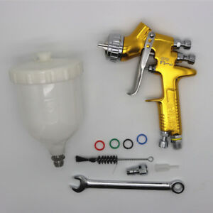 Devilbiss Gfg Pro Gold Spray Gun Professional Car Paint Gun 1 3mm Nozzle 600ml