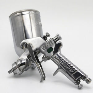 Anest Iwata Spray Gun W 71 Gravity Feed Paint Spray Gun 1 0 1 3 1 5 1 8 Hvlp