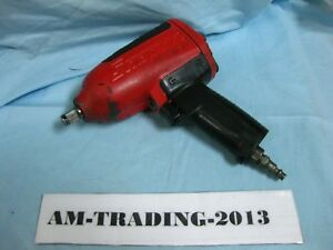 Pre owned Tested Snap On Mg725 1 2 Air Impact