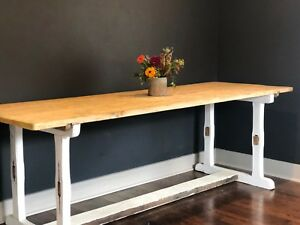 1800s Tennessee Farm Table Rustic And Beautiful