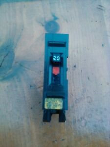 Wadsworth Circuit Breaker 20a 20 amp 120 240 Volt fast Shipping