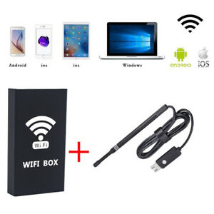 Wifi Wireless Ear Endoscope Camera Mini Waterproof Inspection Usb Ear Camera