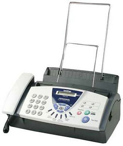 Brand New Brother Fax 575 Plain Paper Thermal Copier Fax