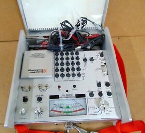 Throwmaster Cable Test Set Model 107