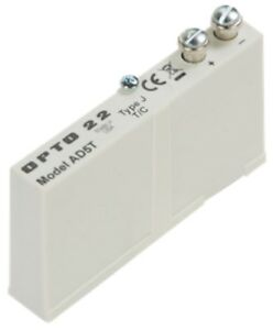 Opto 22 Ad5t Type J Thermocouple Input Module Isolated Single Channel G1 Fam