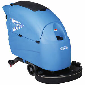 Auto Floor Scrubber 26 Cleaning Path Traction Drive Lot Of 1
