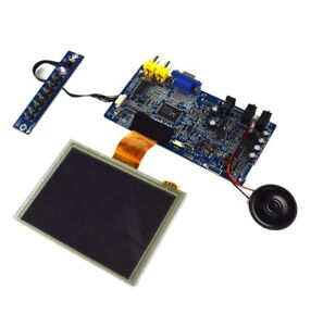 5 Lcd Touch Screen Display Panel