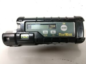 Rae Systems Toxirae Tox Gas Detector Only As Is