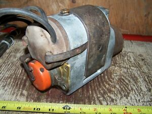 Old Bosch Fu4 Hart Parr Tractor Magneto Car Truck Hit Miss Engine Steam Oiler