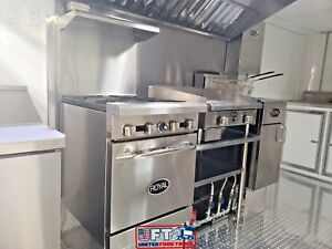 Custom Food Trailers For Sale concession Trailer