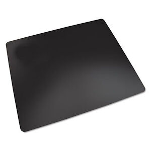 Rhinolin Ii Desk Pad With Microban 36 X 20 Black Lt61 2ms