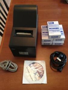 Star Micronics Sp500 Point Of Sale Dot Matrix Printer With Extra s