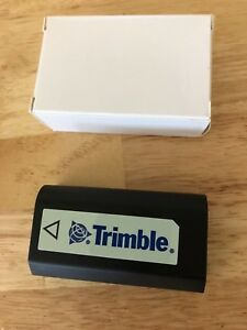 Trimble Battery 54344 For 5700 5800 r6 r7 r8 gps Receiver New Ships From Usa