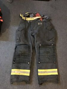 Morning Pride Gear Bunker Pants Turnout Pants Fdny Style Size 40x33 Dom 2011