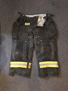Morning Pride Gear Bunker Pants Turnout Pants Fdny Style Size 36x27