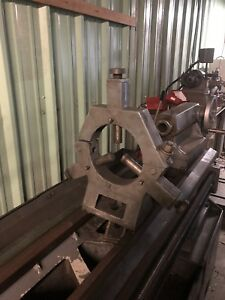 Engine Lathe Used