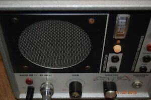 Vintage Working Eico Solid State Signal Tracer Model 150 Eico Probe Manual