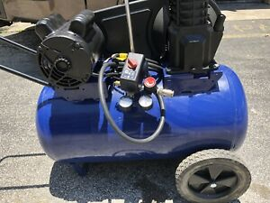 Air Compressor 5 Hp 30 Gallon 115 Or 220 New