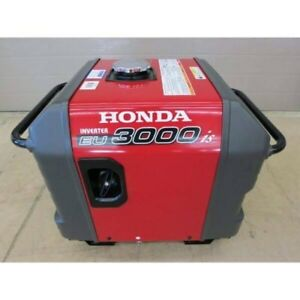 Honda Eu3000is Portable Inverter Generator