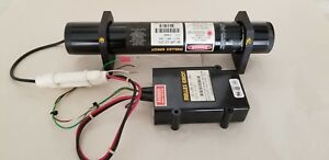 Melles Griot Laser Hene 05 lhp 121 211 With Power Supply 05 lpm 911 065