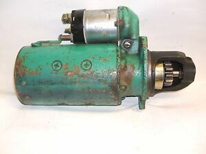 Sullair Diesel Air Compressor Starter 12 Volt