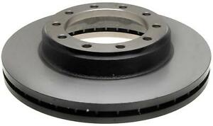 Acdelco 18a1414 Professional Rear Drum In hat Disc Brake Rotor