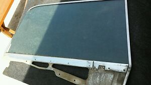 1964 65 Ford Thunderbird Driver Side Glass trim channel