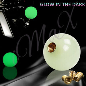 Green Glow In The Dark Shift Knob For Manual Short Throw Gear Shifter M10x1 5